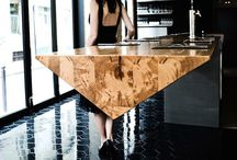 Cool kitchen table