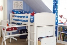 children's rooms / by Catriona Hamilton