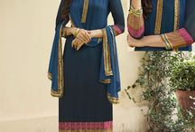 Islamic Salwar Kameez / Follow this board to explore the new designs og Islamic dress or Islamic salwar suits collection on wholesale prices