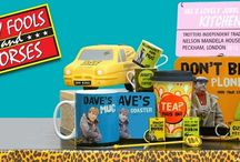 Only Fools and Horses Gifts / Only Fools and Horses collectibles are popular and this great new range of OFAH gifts are a massive hit with TV sitcom's Delboy and Rodney fans everywhere.