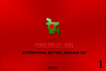 International Mother Language Day / In Memory of February 21, 1952.