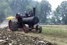 Old Farm Tractors / Tractors / by John Adamson