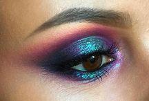 Make up / makijaż