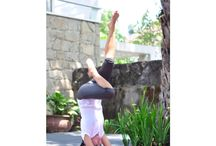 Yoga Pose / My progress