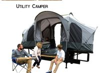 CAMPING IDEAS / by Missey Botts