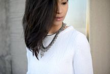 The Rocks: Beautiful Bloggers Vanny. / Blazing Delight vintage brass choker plated in white gold with smoky crystals.