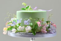 Other cakes / not wedding cakes / by Andrea Beserra-Barrett