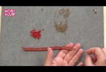 Çin kristalli kum boncuklu kolye video