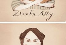 Downton Abbey / by April Sloop