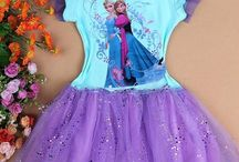 Frozen Girls Dresses