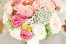 Wedding; flowers
