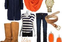 Fashion: Fall / by Kelly Elder