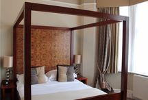 Our bedrooms / Some photographs of our Superior double rooms and Superior Courtyard rooms
