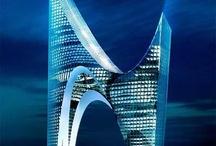 Architects / Daniel Libeskind Zaha Hadid