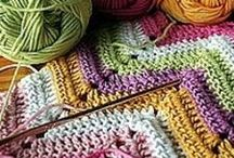 Crochet and/or knitting