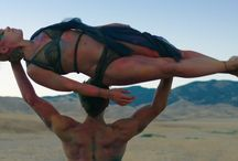 Fitness Shoot / Jessica Mae Stylist's shoot Amanda York (PT) & Andy Williams (Client) - models Dec 13