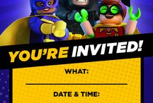9th Lego Batman party