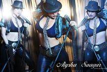 Aiysha Saagar Wallpapers