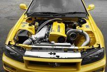 Nissan Skyline GT-R R-34