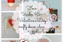 Valentine's Day Ideas / by Elizabeth Vasselet