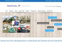 Financial Services Websites
