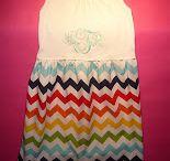 Dresses / Youth Girls Dresses Monogrammed