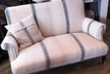 Recovering sofa/chair