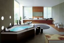 Luxury Bathrooms from Around The World / Stunning Bathrooms from Around the World / by Serene Bathrooms