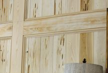 Specialty Millwork / Specialty millwork done with our reclaimed wood products.