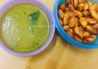 Ridge Gourd Soup - Peerangakai #Soup