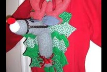 I'd rather die….than to wear..ugliest sweater.