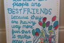 Best friends / by Jamie Branch-Martin