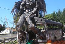 2017 Fall Festival Scarecrow Contest