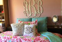Caroline's Dorm Room Ideas