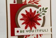 SU Flower Patch Stamp Set