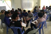 VSO C-BED Orientation for VSO staff and volunteers, Cambodia