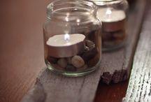 DIY baby food jars