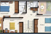 Amueblar nuestro piso 3N / Esta es nuestra nueva casa.