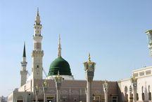 Masjid an Nabawi in Medina