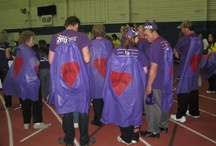 relay for life / by Anne Corbiere