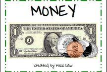 HS - Math, Money