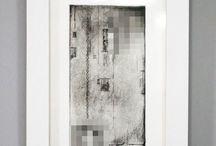 Ideas: Frames & Walls / by Kerryn Currie