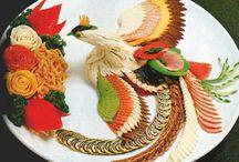 Arta culinara / Adevarata arta culinara - creativitate, expresivitate, rafinament