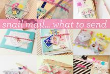 Craft :: Snail Mail!