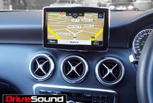 Integrated Navigation / This is where we integrate aftermarket navigation with a factory fitted display screen.