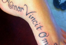 Tattoos <3 / by Kaela Jones