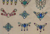 jewel clusters