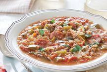 Soups & Stews / by Southern Lady Magazine