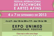 Divulgação / Cursos e Eventos / by Marcia Baraldi
