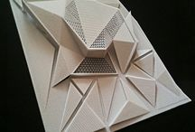 Triangles and Pyramid architecture